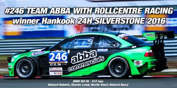 Rollcentre Racing ABBA Commercials