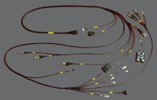 paddleshift wiring loom