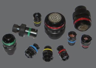 MIL-spec Deutsch AS connectors