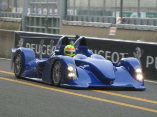 Pescarolo '02' sports prototype