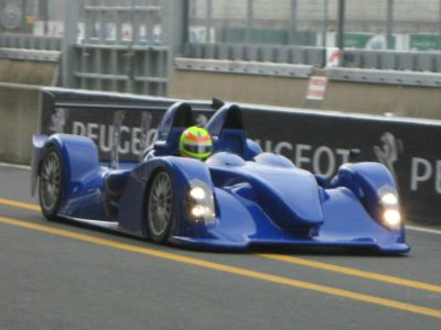 Pescarolo ACO School Car