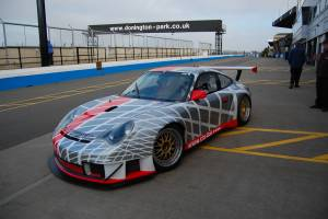 porsche 996RSR Sean Edwards